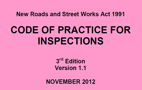 Code of Practice for Inspections